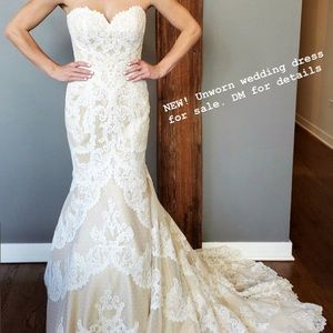 Matthew Christopher Emma Wedding Gown